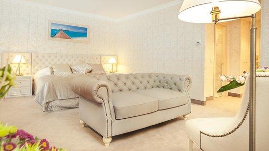 Radisson Lazurnaya Hotel: Студия-премиум