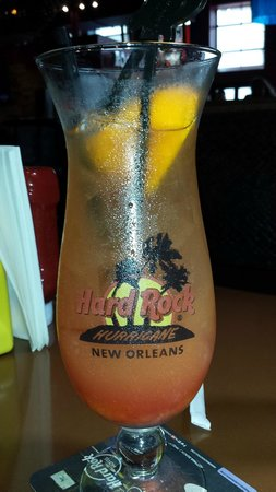 Hard Rock Cafe: Hurricane