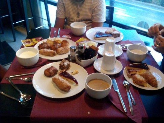 Hotel Dimar: colazione