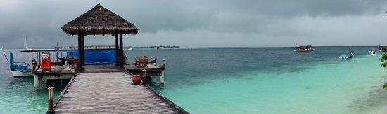 Vilamendhoo Island Resort & Spa: paradise