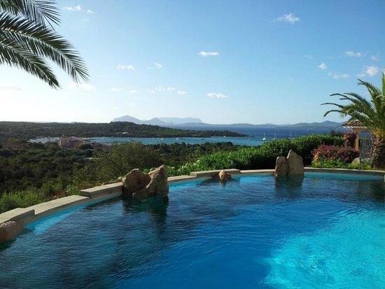 Hotel Petra Bianca: Aussicht auf die Bucht