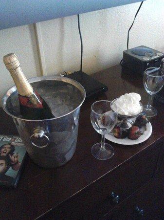 The Resort on Mount Charleston : Romance package