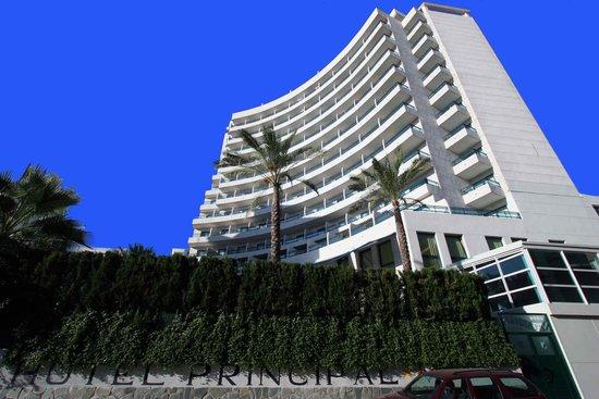 Hotel Principal: Fachada