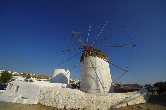 The Windmills (Kato Milli) : 風車