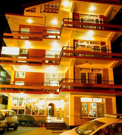 Hotel Himgiri: last minute photo at the time of departure