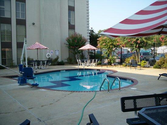 Elvis Presley's Heartbreak Hotel: Der Pool