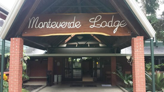 Monteverde Lodge & Gardens: Ingresso