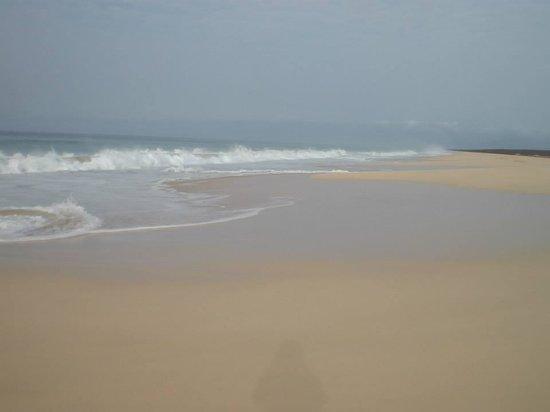 Hotel Riu Touareg: Spiaggia