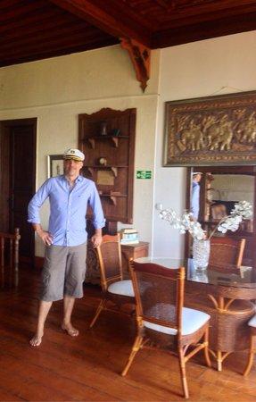 Kosk Orman: Inside the hotel