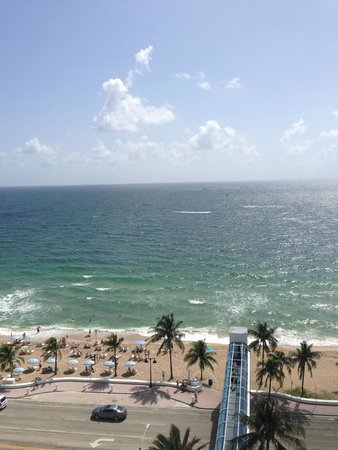 The Westin Beach Resort, Fort Lauderdale: Hotel Room View