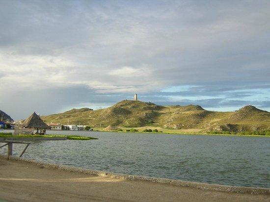Posada Gremary: gran roque: landscape