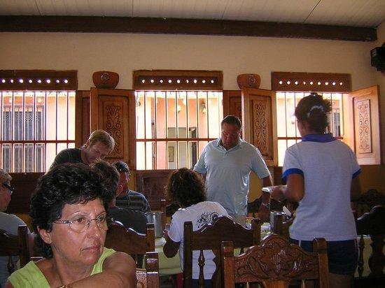 Posada Gremary: sala da pranzo