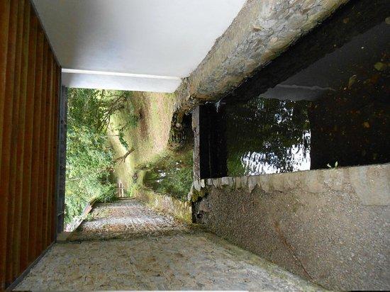 Connemara National Park : Besucherzentrum