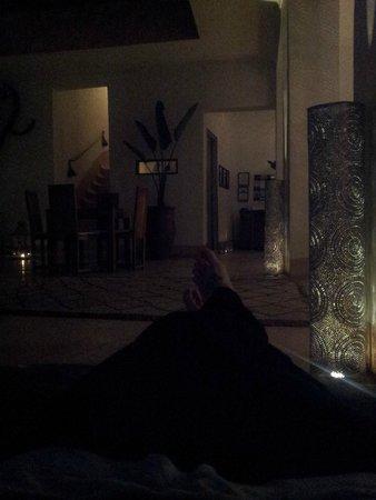 Riad de Vinci: Relax