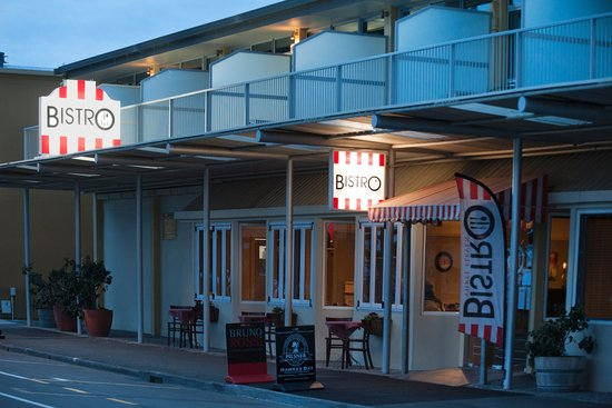 Quality Inn Napier Travel: Onsite Bistro