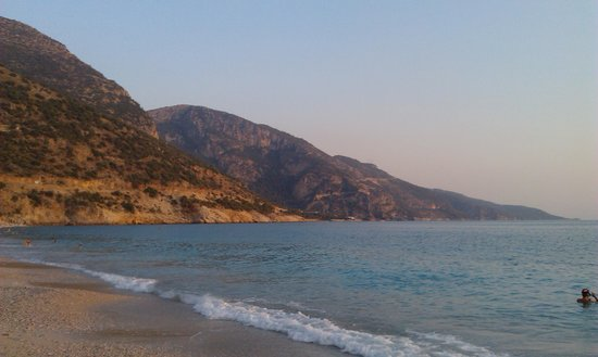 Mavruka Hotel: Off Olu Deniz beach