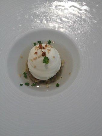 Epicure : eggplant and mint