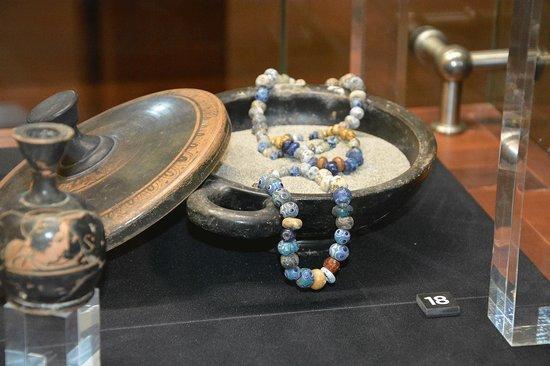 """Museo Archeologico Comunale """"Ferruccio Barreca"""""""