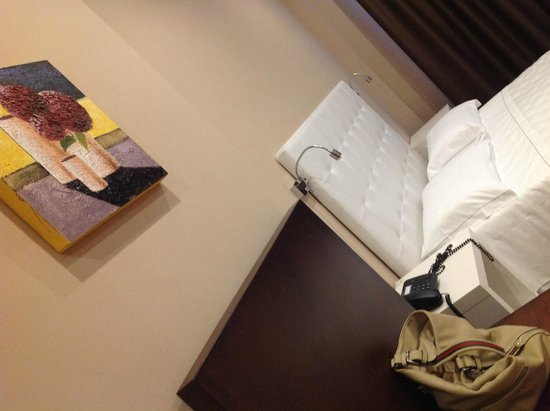 Orcagna Hotel: camera