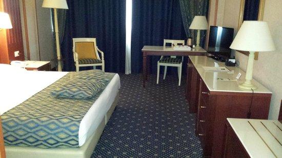 BEST WESTERN CTC Hotel Verona: camera zoom