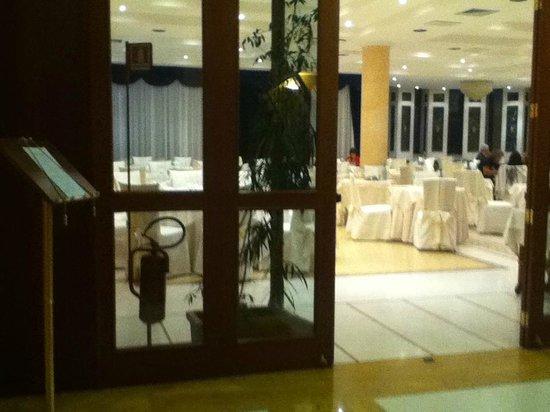 Palace Hotel San Michele : sala da pranzo
