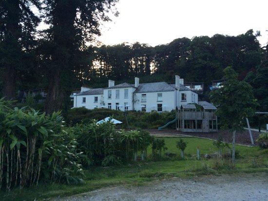 The Cornwall Hotel, Spa & Estate: Hotel