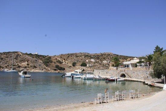 Наксос, Греция: This is the last stop