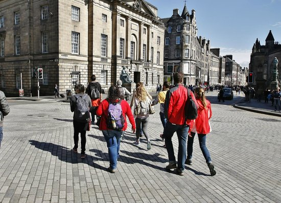 SANDEMANs NEW Europe - Edinburgh : Hume