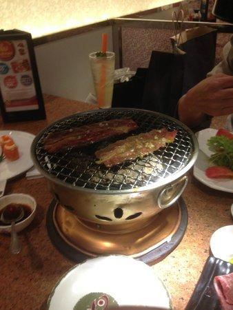 ร้านอาหารญี่ปุ่น ซูกิชิบาร์บีคิว