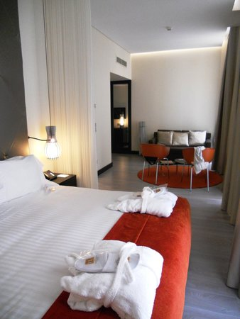 Hotel Santa Justa: Suite