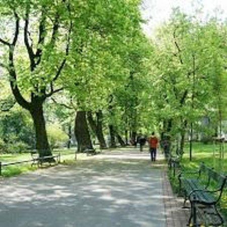 Planty Park: 外観