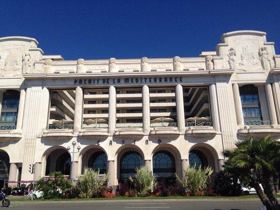 Hyatt Regency Nice Palais de la Mediterranee: Palais La Mediterranee
