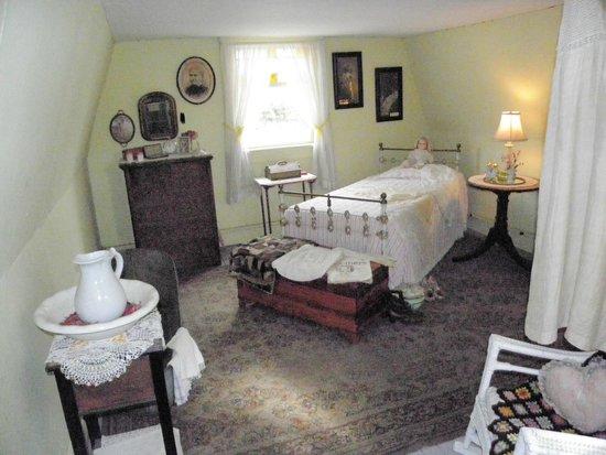 Pioneer Park: camera da letto