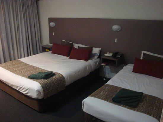 Diplomat Alice Springs: Large & Roomy