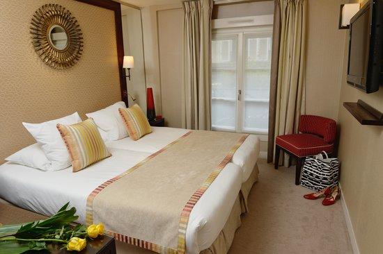 BEST WESTERN Hotel Folkestone Opera: Twin bedded room