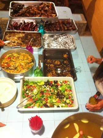 Algarve Surf Hostel - Sagres : BBQ Night