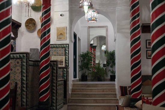 Cafe Restaurant El Mrabet
