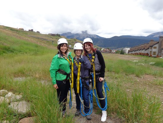 Crested Butte Mountain Resort: We survived!