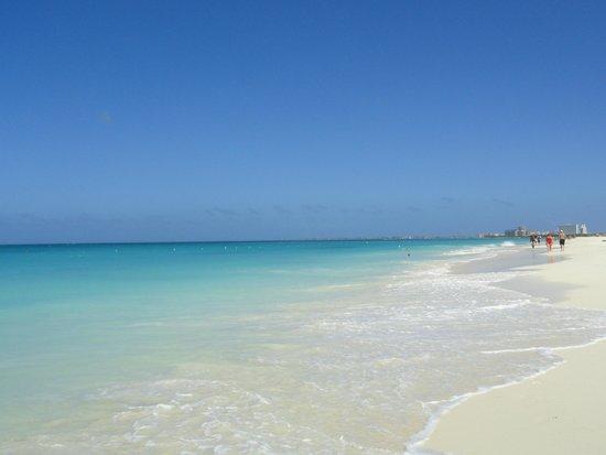 Tamarijn Aruba All Inclusive: plage