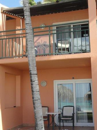 Tamarijn Aruba All Inclusive: notre chambre au 1er