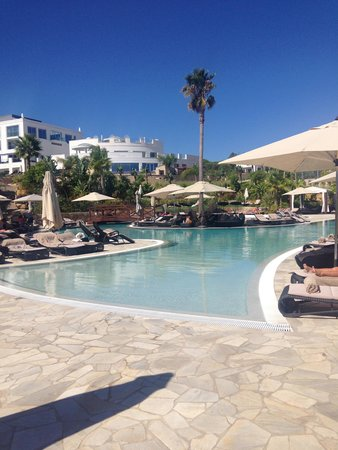 Conrad Algarve: View from Sunbed