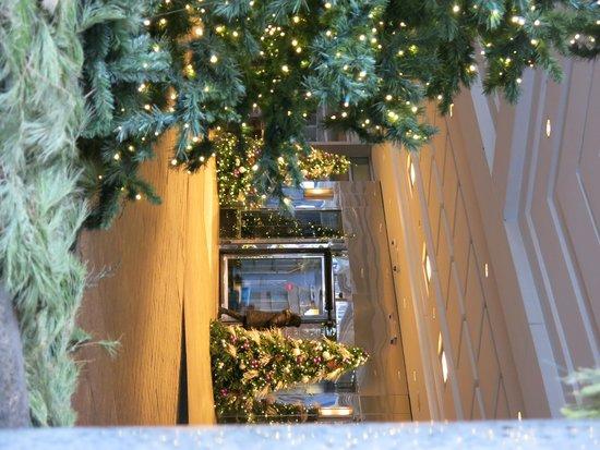 New York Hilton Midtown: atrio