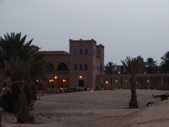Hotel Kasbah Kanz Erremal : El Hotel