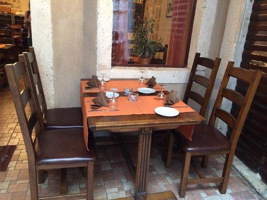 Dalmatino Dubrovnik : in the restaurant