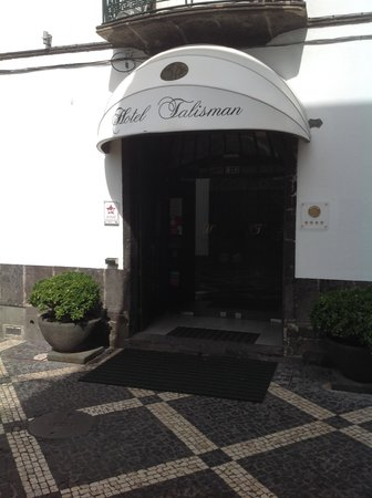 Hotel Talisman: hotellet