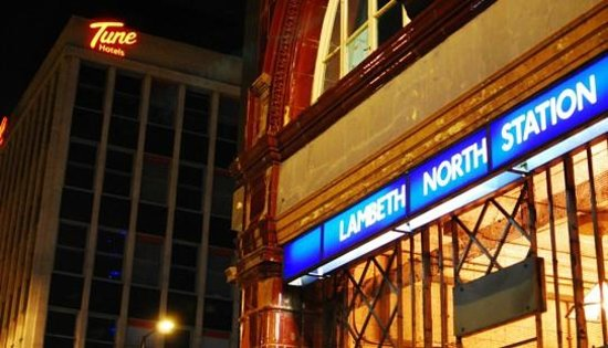 Tune Hotel - Westminster: Stone Throw Away From Lambeth North Station