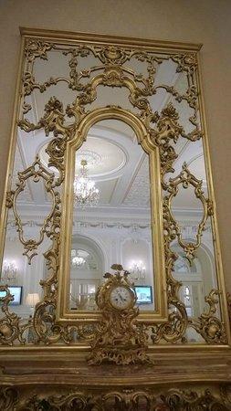 Grand Hotel Continental : Lobby