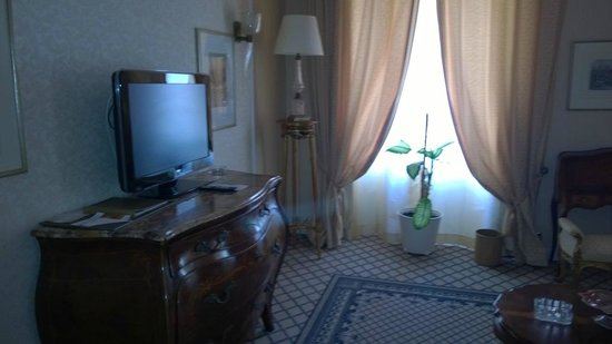 Grand Hotel Continental : Guest Room