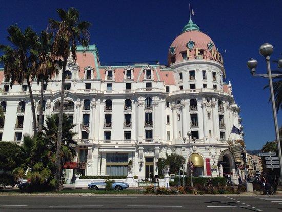 Hotel Negresco: Negresco historic hotel