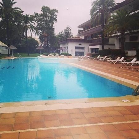 Hotel Jerez & Spa : Piscina